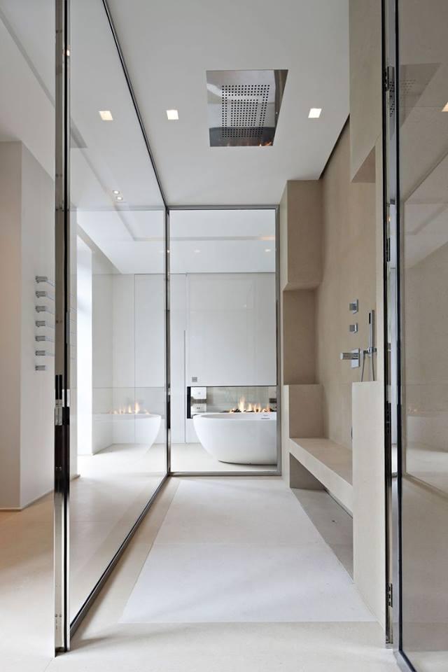 Vuoi un bagno da rivista ma hai paura delle demolizioni - Resina bagno costi ...